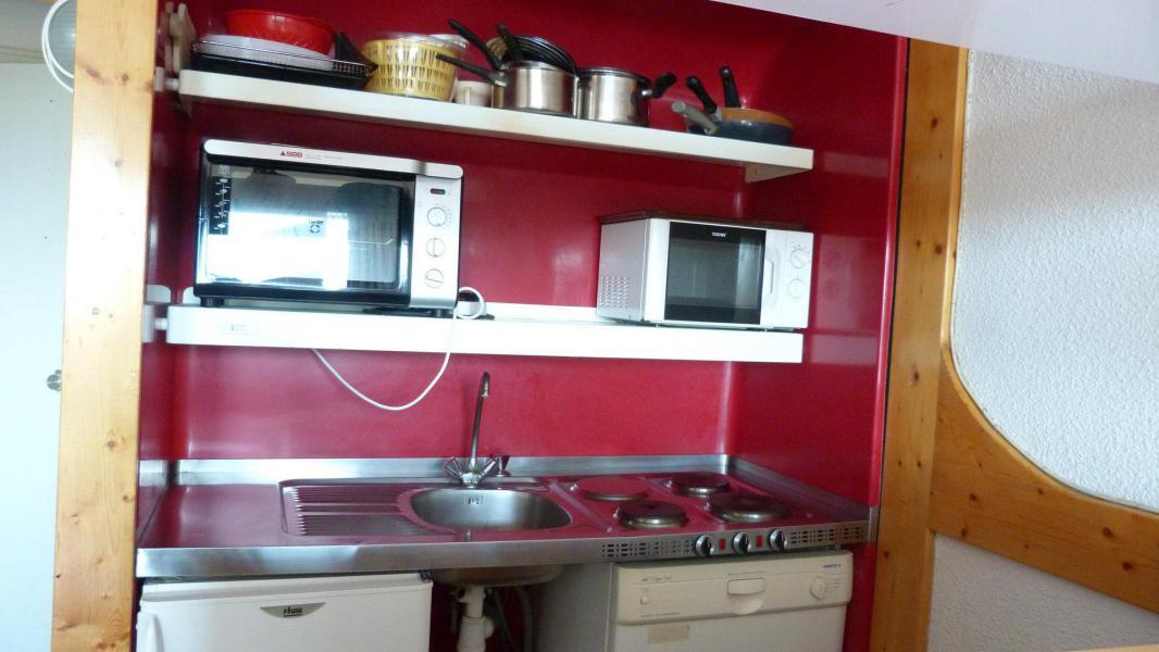 Location au ski Appartement 2 pièces 5 personnes (1112) - Résidence Tournavelles - Les Arcs