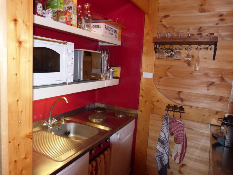 Location au ski Appartement 2 pièces 5 personnes (125) - Résidence Tournavelles - Les Arcs
