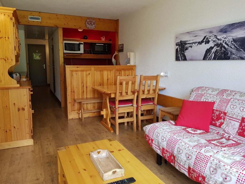 Location au ski Studio coin montagne 5 personnes (1168) - Résidence Varet - Les Arcs