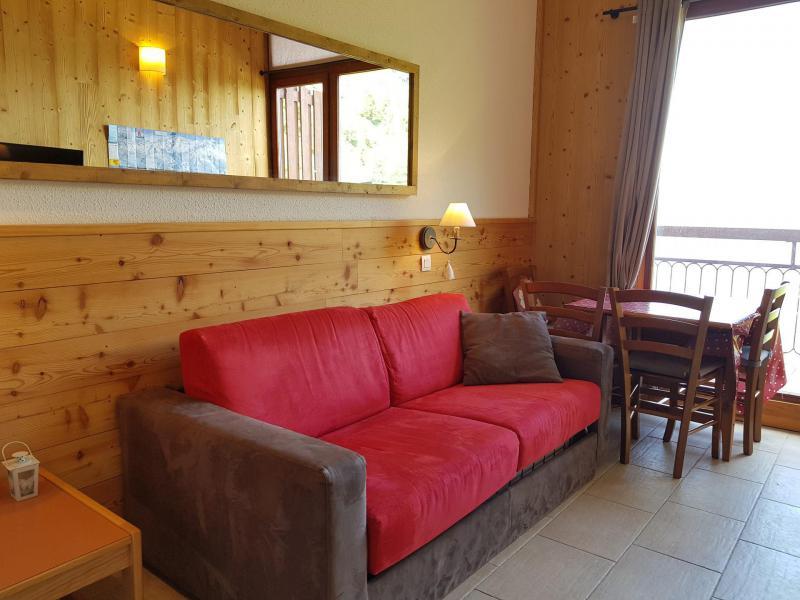 Location au ski Studio coin montagne 5 personnes (1144) - Résidence Varet - Les Arcs - Banquette