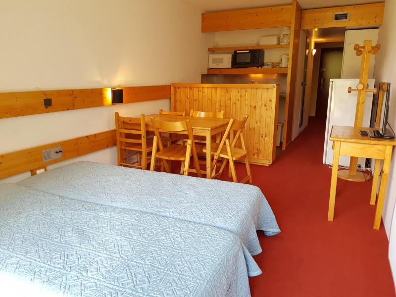 Location au ski Studio coin montagne 5 personnes (742) - Résidence Varet - Les Arcs - Coin nuit