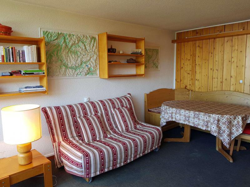 Skiverleih 2-Zimmer-Appartment für 6 Personen (4130R) - Résidence Versant Sud - Les Arcs - Wohnzimmer