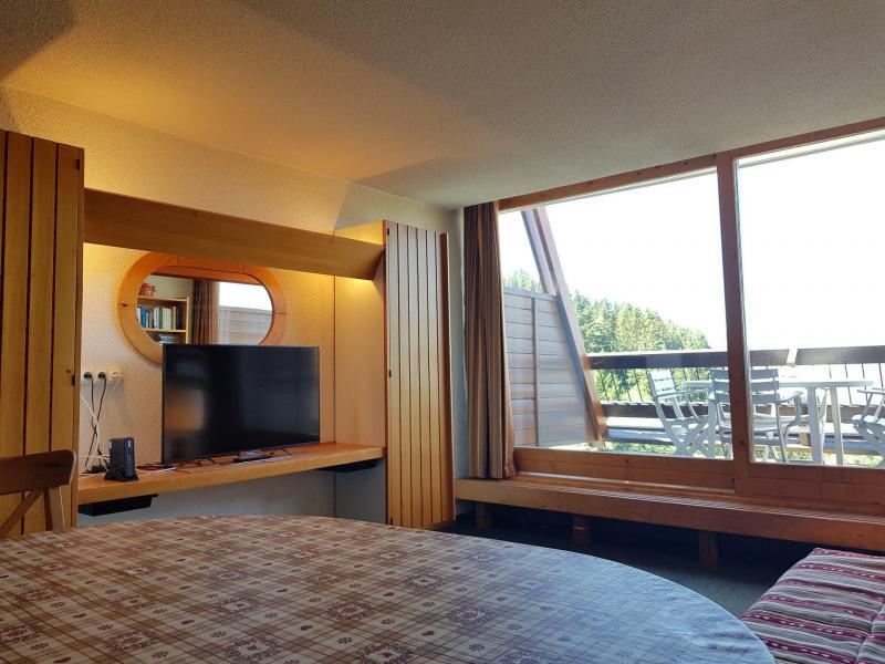 Location au ski Appartement 2 pièces 6 personnes (4130R) - Résidence Versant Sud - Les Arcs - Table