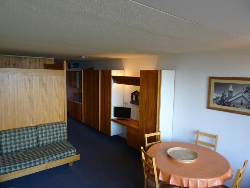 Location au ski Studio cabine 4 personnes - Résidence Versant Sud - Les Arcs - Appartement