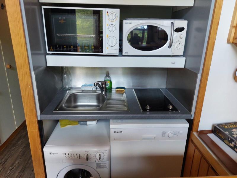 Wynajem na narty Apartament duplex 1 pokojowy 5 osób (308) - Résidence Vogel - Les Arcs