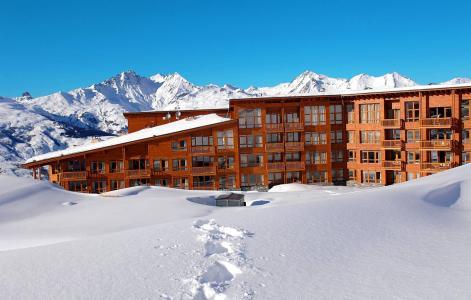 Wynajem Les Arcs : Appart'Hôtel Eden zima