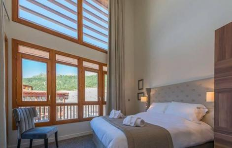 Location au ski Appart'Hôtel Eden - Les Arcs - Chambre