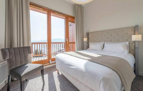 Skiverleih Appart'Hôtel Eden - Les Arcs - Schlafzimmer