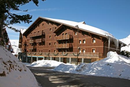 Location au ski Chalet Altitude - Les Arcs - Extérieur hiver