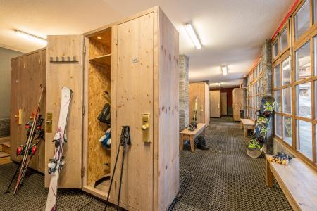 Wynajem na narty Chalet Altitude - Les Arcs - Schowkiem na narty