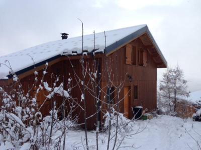 Location Les Arcs : Chalet Croisette hiver