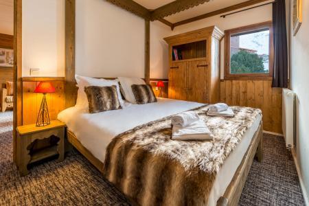 Location au ski Chalet de l'Ours - Les Arcs - Chambre