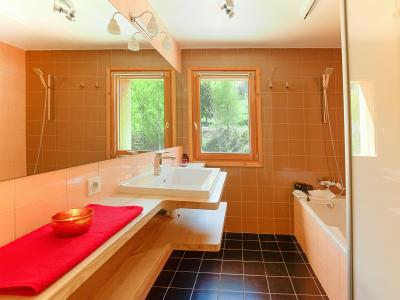 Rent in ski resort Chalet des Arcs CED01 - Les Arcs - Bathroom
