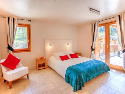 Rent in ski resort Chalet des Arcs CED01 - Les Arcs - Bedroom