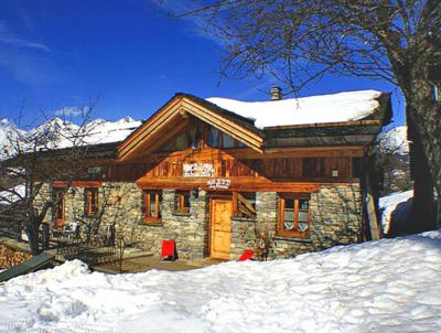 Location Les Arcs : Chalet Deux Têtes I hiver