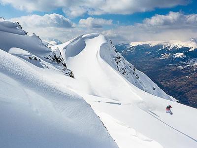 Location au ski Chalet Villaroger - Les Arcs - Extérieur hiver