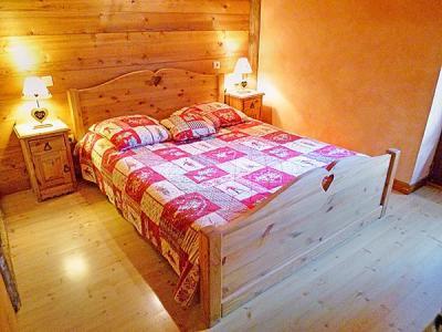 Location au ski Chalet Villaroger - Les Arcs - Chambre