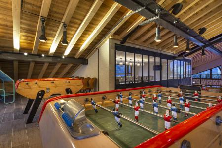 Rent in ski resort Hôtel Base Camp Lodge - Les Arcs