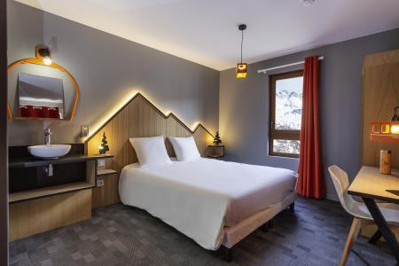 Hotel na narty Hôtel Base Camp Lodge