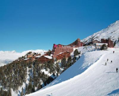 Accommodation Hotel Belambra Club L'aiguille Rouge