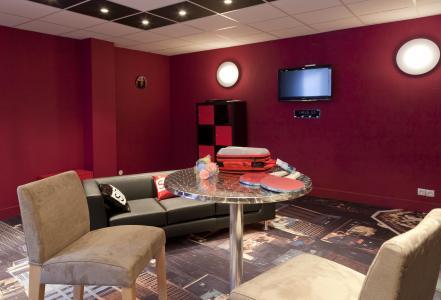 Wynajem na narty Hôtel Club MMV Altitude - Les Arcs - W środku