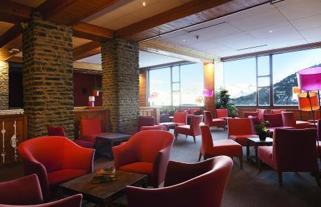 Location au ski Hôtel Club MMV Altitude - Les Arcs - Réception