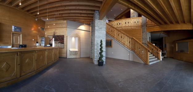 Wynajem na narty Hôtel Club MMV Altitude - Les Arcs - Recepcja