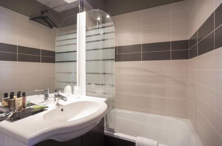 Skiverleih Hôtel Club MMV Altitude - Les Arcs - Badezimmer