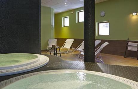 Location au ski Hotel Club Mmv Altitude - Les Arcs - Bain à remous