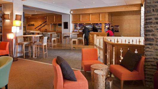 Location au ski Hôtel Club MMV Altitude - Les Arcs - Bar