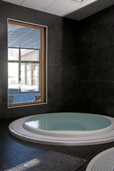 Wynajem na narty Hôtel Club MMV Altitude - Les Arcs - Jacuzzi
