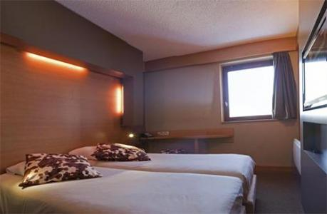 Location au ski Hotel Club Mmv Altitude - Les Arcs - Chambre