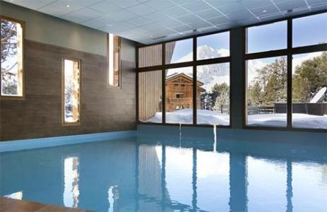Location au ski Hotel Club Mmv Altitude - Les Arcs - Piscine