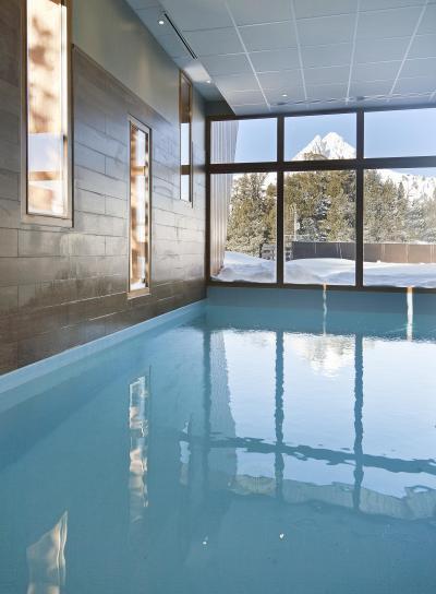 Location au ski Hôtel Club MMV Altitude - Les Arcs - Piscine