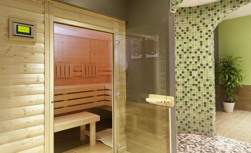Wynajem na narty Hôtel Club MMV Altitude - Les Arcs - Sauna