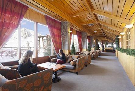 Location au ski Hotel Club Mmv Les Melezes - Les Arcs - Intérieur