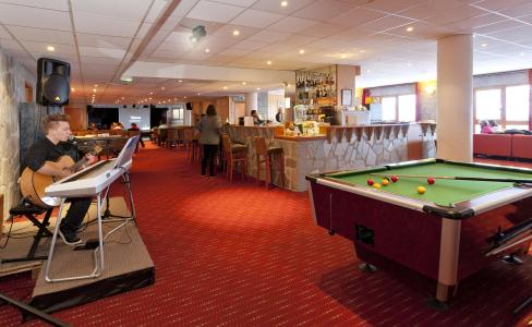 Skiverleih Hôtel Club MMV les Mélèzes - Les Arcs - Rezeption