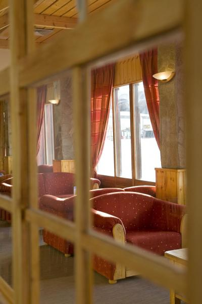Location au ski Hôtel Club MMV les Mélèzes - Les Arcs - Réception