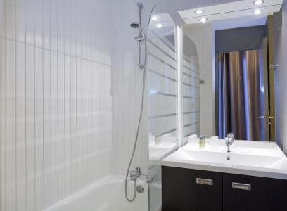 Skiverleih Hôtel Club MMV les Mélèzes - Les Arcs - Badezimmer