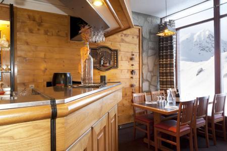 Skiverleih Hôtel Club MMV les Mélèzes - Les Arcs - Bar