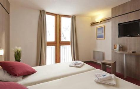 Location au ski Hotel Club Mmv Les Melezes - Les Arcs - Chambre