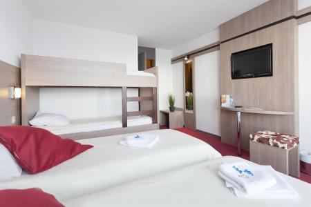 Location au ski Hôtel Club MMV les Mélèzes - Les Arcs - Chambre