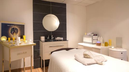 Location au ski Hôtel Club MMV les Mélèzes - Les Arcs - Massage