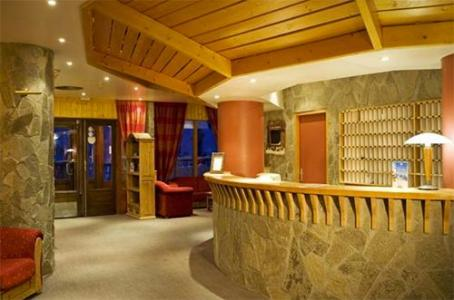 Location au ski Hotel Club Mmv Les Melezes - Les Arcs - Réception