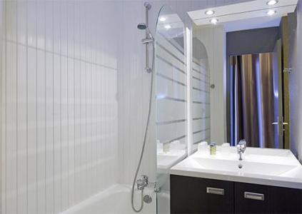 Location au ski Hotel Club Mmv Les Melezes - Les Arcs - Salle de bains