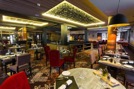 Rent in ski resort Hôtel Taj-I Mah - Les Arcs - Inside