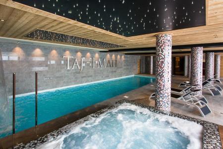 Rent in ski resort Hôtel Taj-I Mah - Les Arcs - Jacuzzi