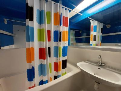 Location au ski Studio mezzanine 5 personnes (425) - La Residence Archeboc - Les Arcs - Kitchenette