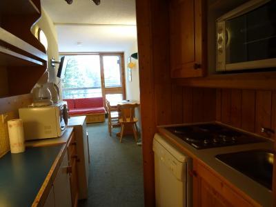 Location au ski Studio 4 personnes (306) - La Residence Belles Challes - Les Arcs