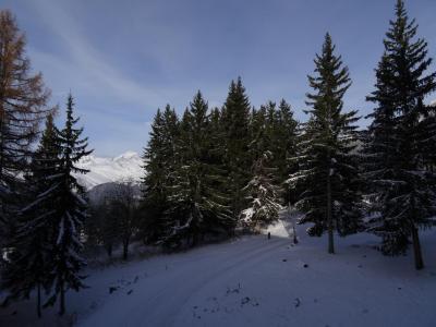 Location au ski Studio coin montagne 4 personnes (939) - La Residence Belles Challes - Les Arcs